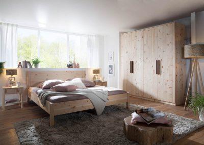 Schlafzimmer von Holzschmiede