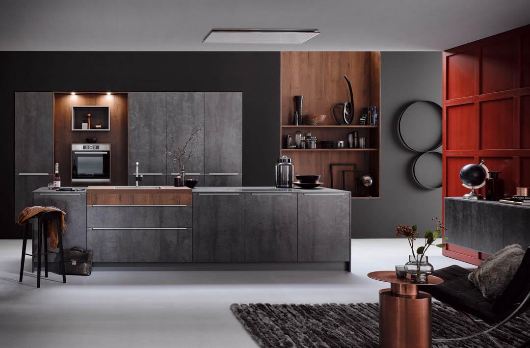 Häcker Küchen - moderne Einbauküchen - Möbel Reck