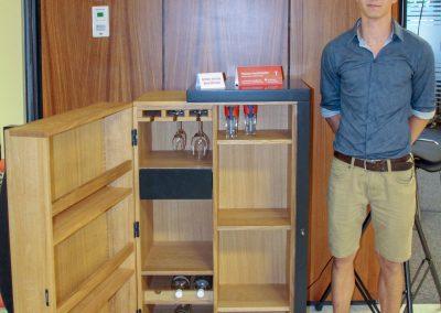 Thomas Koschmieder erhielt mit seinem Gesellenstück den ersten Preis.