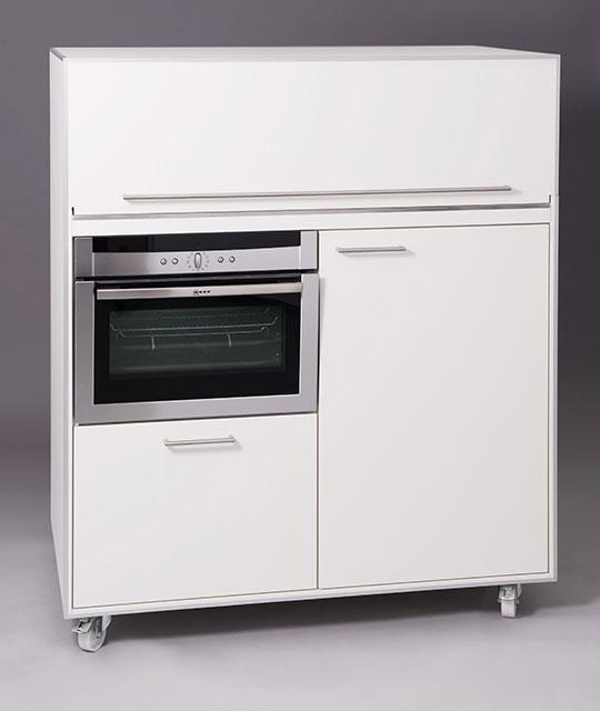 Mobile Küche - 01
