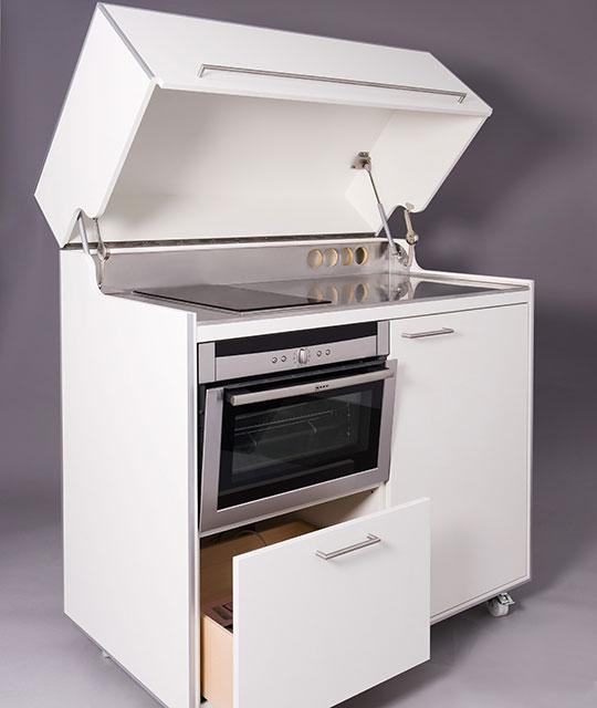 Mobile Küche - 02