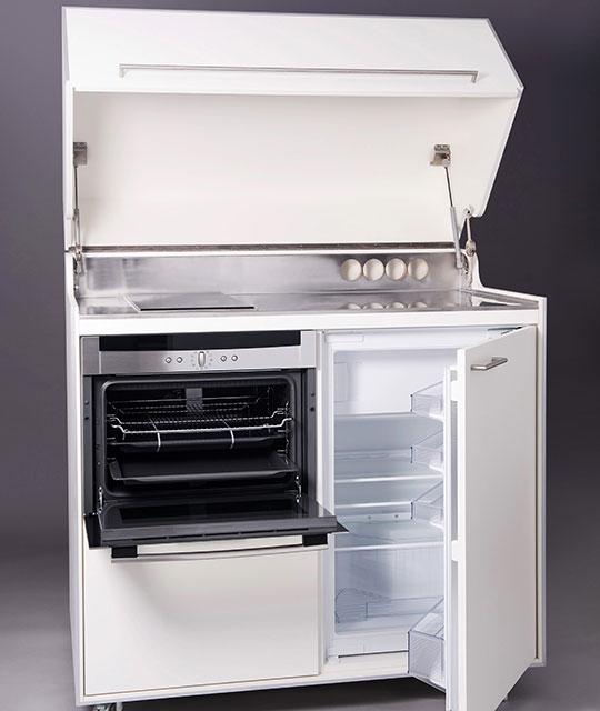 Mobile Küche - 03