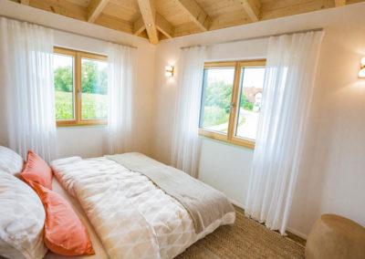 Schlafzimmerbett von ZEITRAUM