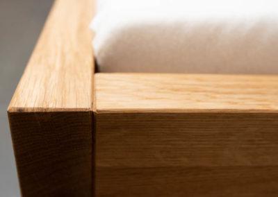 Holzverarbeitung mit Liebe zum Detail.