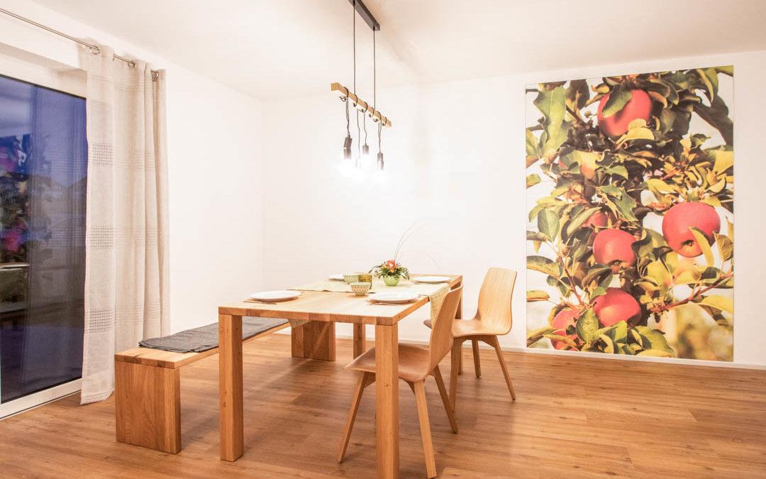 Holz in Bestform – im Obst und Ferienhof Haas