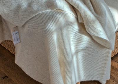 Hardy Perlfang-Zudecke aus Schurwolle