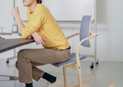 Der Stuhl Actulum™ von Varier
