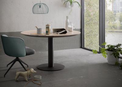 Der Domino Tisch von ASCO.