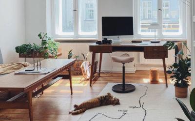 Rückenschmerzen durch Home Office – was tun?