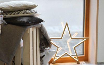 Rundgang durch unsere weihnachtlich dekorierte Ausstellung – persönliche Beratungen & Einkauf sind weiterhin möglich