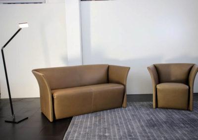 Brühl Magnat Sofa und Sessel