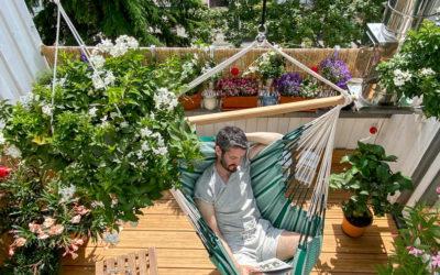 Sommer, Sonne, Abhängen – hier kommt Urlaubsfeeling auf!