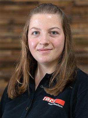 Mitarbeiterin Team Reck - Jasmin Endres